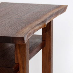 Build a Custom Table option 1- narrow end table, small entry table, accent table or bed side table
