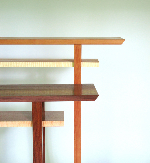 Solid Wood Furniture New Designs handmade custom tables console