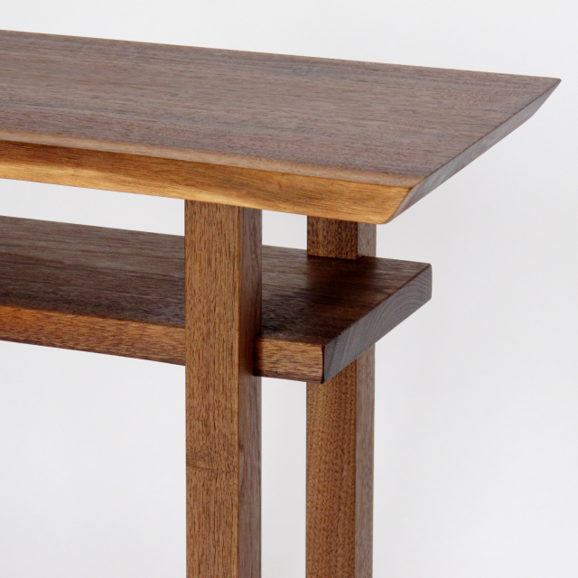 Modern, Wood Coffee Table And End Tables. Coffee Tables