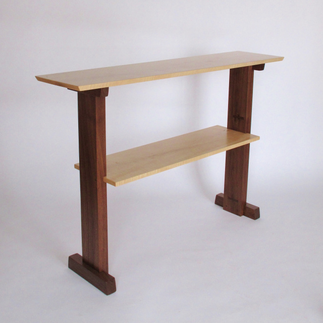 a narrow console table with shelf a narrow sofa table narrow bookcase or - Narrow Sofa Table