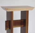 A small narrow table for your tall entry table, narrow hall console table, artistic side tables or solid wood accent table.