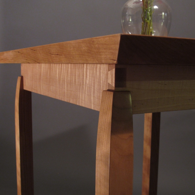 dining table for two, small breakfast table or game table, for breakfast nook or eat in kitchen